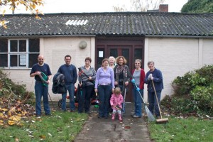 Community Clear Up Group Photo