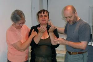 Jill's Baptism