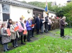 Act of Remembrance in Knaphill - 11/11