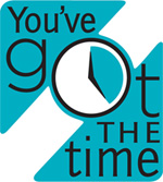 You've Got The Time Logo from the Bible Society