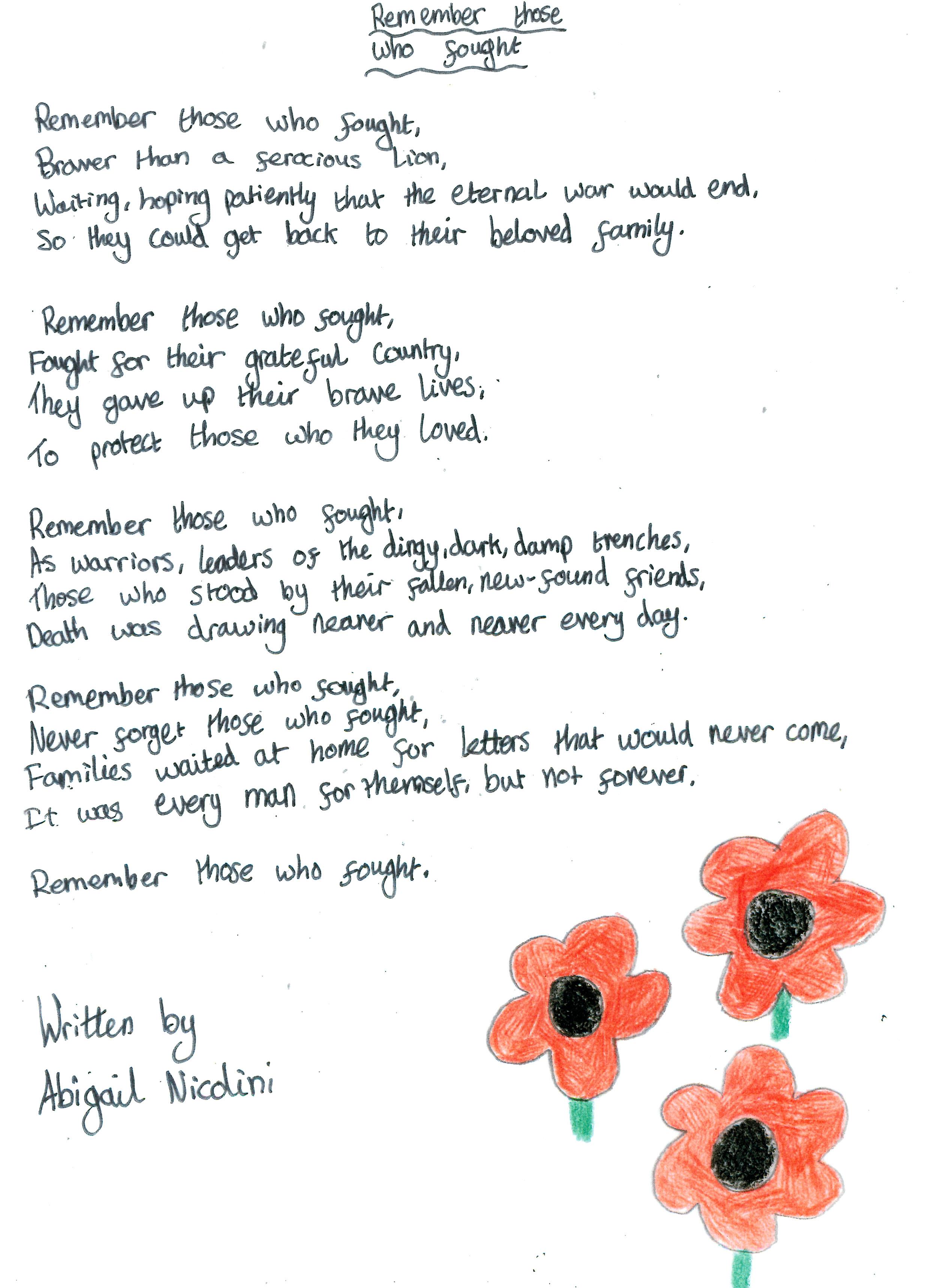Knaphill Armistice Commemoration 2014 Knaphill Baptist