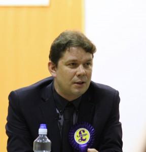 Rob Burberry - UKIP