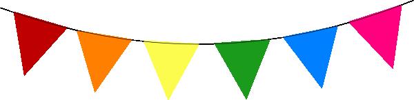 rainbow-bunting