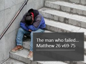 The Man who failed