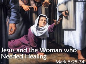 The woman who needed healing