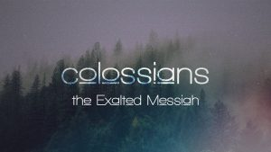 The Exalted Messiah