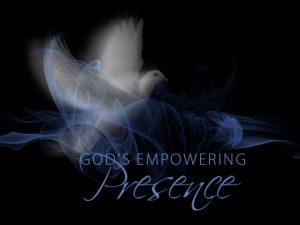 gods empowering spirit
