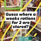 Ration Challenge