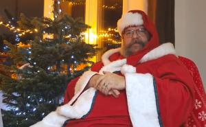 Santa's Greeting