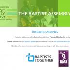 Baptist Assembly 2021